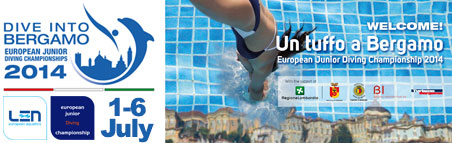 European Junior Diving Championship 2014